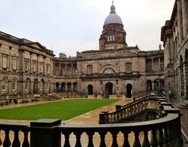 30 suất học bổng hệ thạc sỹ trường Edinburgh, vương quốc Anh