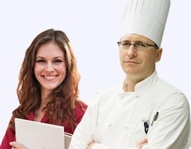 Thực tập hưởng lương, cơ hội việc làm cao cùng ngành Nhà hàng- Khách sạn tại Úc