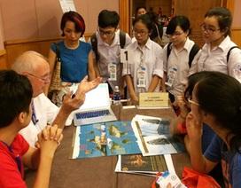 Cơ hội học bổng lên đến 100% tại triển lãm các trường nội trú và ngoại trú quốc tế