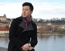 Chàng trai tuổi 20 giành học bổng Tiến sĩ toàn phần Mỹ