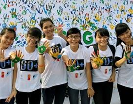 Đà Nẵng: 1.000 bạn trẻ kêu gọi hưởng ứng chiến dịch Giờ Trái Đất 2015