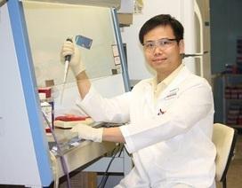 Tiến sĩ trẻ tuổi Việt và 4 lần được vinh danh trên đất Mỹ