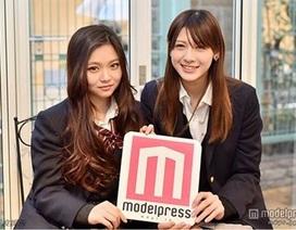 Nữ sinh trung học xinh đẹp nhất Nhật Bản bị chê già