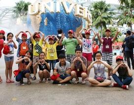 Du học hè Singapore Lion Island 2015 – nhiều quà tặng hấp dẫn