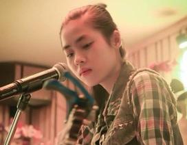 Cô gái guitar trên Youtube