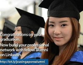 Tương lai tươi sáng khi du học tại Đại học James Cook Singapore