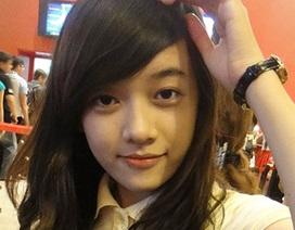 Nữ sinh 9x xinh đẹp đoạt giải Nhất cuộc thi sử Việt