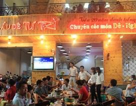"""Giới trẻ Sài thành """"mê mẩn"""" với quán ăn 20 năm tuổi"""