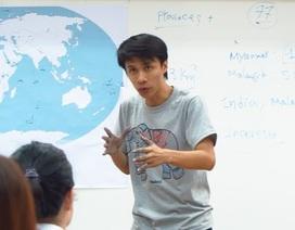 """Nhớ """"siêu đẳng"""", chàng trai Việt được sách kỷ lục Thái Lan ghi danh"""