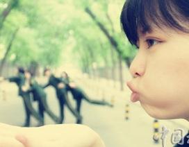 Hài hước ảnh kỷ yếu mừng ra trường của nữ sinh Trung Quốc