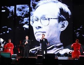 Đêm nhạc 14 năm nhớ Trịnh: Khi âm nhạc kết nối các thế hệ