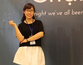 Đại sứ sinh viên trường Ngoại ngữ thêm bạn nhờ tổ chức sự kiện