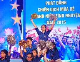 Hà Nội: Chính thức mở màn chiến dịch Mùa hè tình nguyện 2015