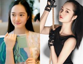 Ngắm hotgirl mới nổi Trung Quốc biến hóa phong cách