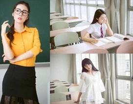 """Trung Quốc: Ảnh kỷ yếu """"7 nữ yêu đại học"""" hút chú ý dân mạng"""