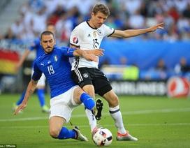 Video clip bàn thắng và các tình huống trận đấu Đức 1-1 Italia (penalty 6-5)