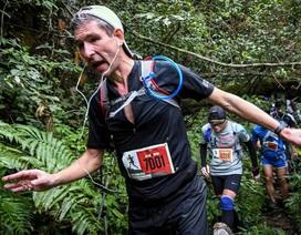 Đại sứ Anh băng núi 70km tại giải chạy việt dã ở Sapa