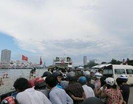 Phát hiện một xác chết trôi trên sông Hàn