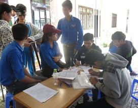 Đại học Đà Nẵng: Điểm trúng tuyển tạm thời cao nhất là 24 điểm