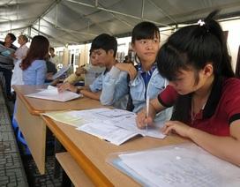 ĐH Đà Nẵng: Điểm trúng tuyển tạm thời tăng 0,25 điểm