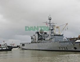 Tuần dương hạm Hải quân Pháp thăm hữu nghị Đà Nẵng