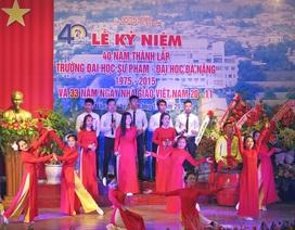 Đà Nẵng: Náo nức ngày Hiến chương nhà giáo