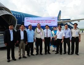 Cảng hàng không Đà Nẵng đón hành khách thứ 6 triệu