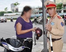 """Dân mạng chia sẻ """"chiêu"""" phạt thú vị của CSGT Đà Nẵng"""
