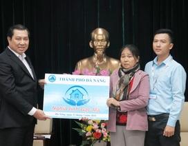 Đà Nẵng trao nhà tình nghĩa đến gia đình liệt sĩ hải chiến Trường Sa
