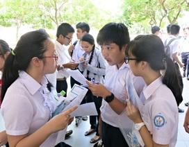 Chỉ tiêu tuyển sinh lớp 10 năm học tới của Đà Nẵng