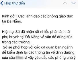 Mạo danh email Giám đốc Sở GD-ĐT Đà Nẵng gửi công văn chỉ đạo giả