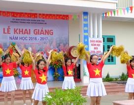 Đà Nẵng: Lễ khai giảng đầu tiên ở ngôi trường mang tên huyện đảo Hoàng Sa