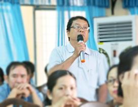 Cử tri Đà Nẵng chia sẻ mong muốn truy tặng ông Nguyễn Bá Thanh danh hiệu Anh hùng