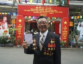 Người Hà Nội nô nức đi bầu cử