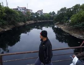 """Mạng lưới những """"dòng sông chết"""" trong nội đô Hà Nội"""