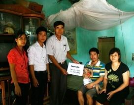 Hơn 133 triệu đến với gia đình bé Trần Anh Minh