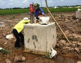 """Vụ trụ điện """"bê tông trộn đất"""": Kết quả kiểm định nhiều mẫu không đạt yêu cầu"""