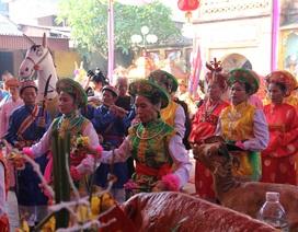 Khai hội Đền Đồng Bằng năm 2016