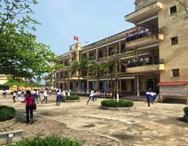 Thầy giáo dạy Văn bị 3 thanh niên hành hung tại trường