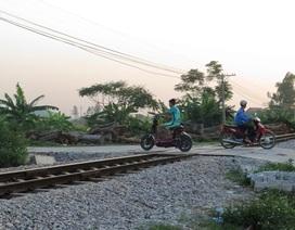 Học sinh lớp 6 tử vong khi vượt qua đường sắt