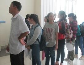 Trường ĐH Sư phạm TPHCM công bố điểm trúng tuyển tạm thời
