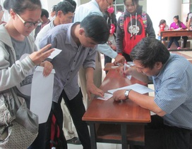 Trường ĐH Nông lâm TPHCM công bố điểm chuẩn chính thức