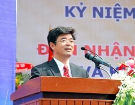 Trường ĐH Quốc tế Hồng Bàng có hiệu trưởng mới