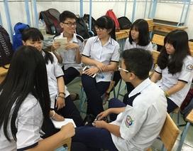Học trò thích thú với cách học văn từ cuộc sống