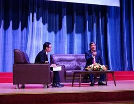 Nguyên Bộ trưởng Bùi Quang Vinh: Chìa khóa để trở thành công dân toàn cầu chính là ngoại ngữ