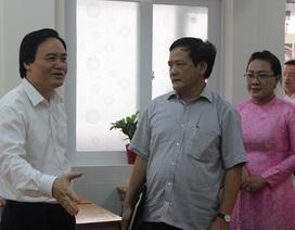 Bộ trưởng Phùng Xuân Nhạ: Bộ đang rà soát và xem lại Thông tư 30