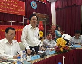 Bộ trưởng Phùng Xuân Nhạ: Không thực hiện việc nâng chất lượng theo hướng cào bằng