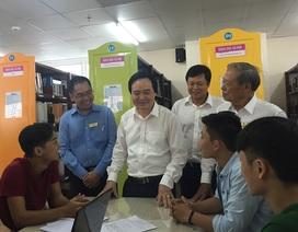 Bộ trưởng Phùng Xuân Nhạ: Sẽ sáp nhập, giải tán trường đại học kém