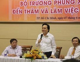 Bộ trưởng Phùng Xuân Nhạ: Sớm quy hoạch lại mạng lưới các trường đại học