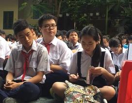 TPHCM: Thí sinh đoán đề văn lớp 10 bám thời sự nóng